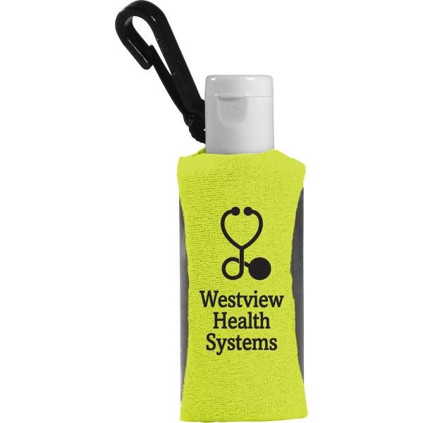 2-oz. Hand Sanitizer w/ Neoprene Sleeve