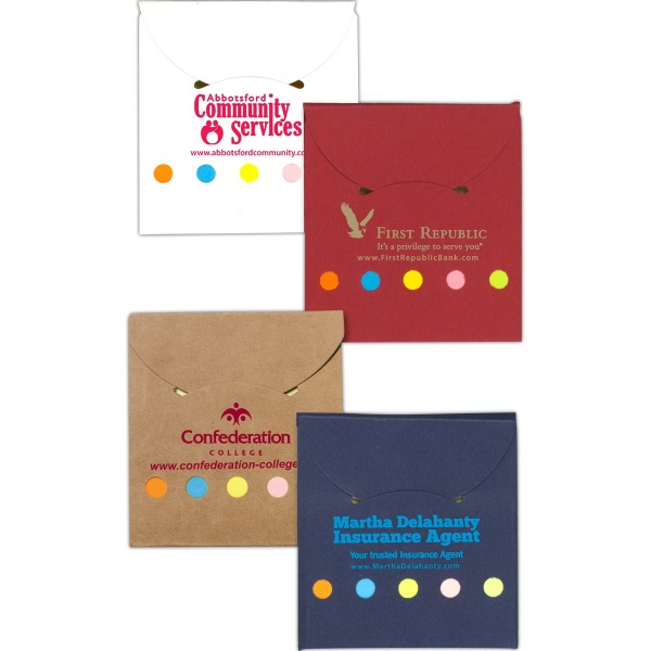 Rocklin Sticky Notes and Flags Booklet