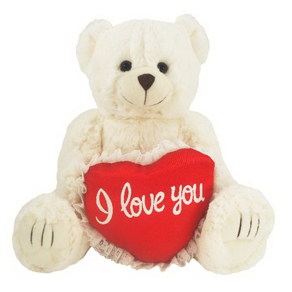 "12"" I Love You Bear"