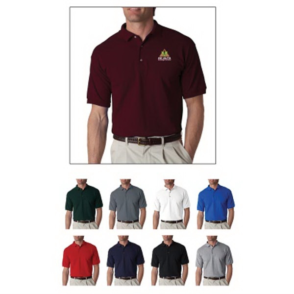 Gildan Ultra Cotton (R) Adult Jersey Polo