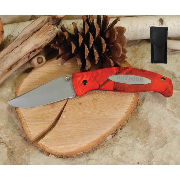Blaze Camo Knife