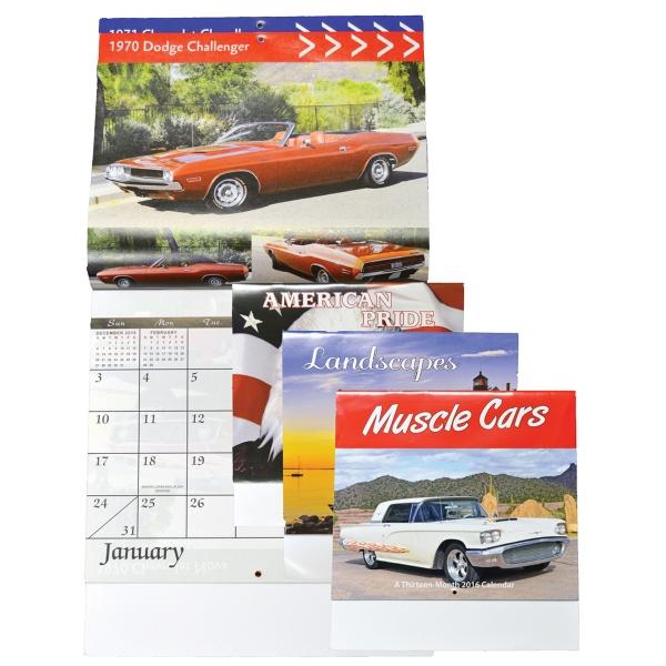 13 Month Wall Calendar