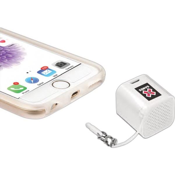 Micro-Boom Bluetooth (R) Speaker