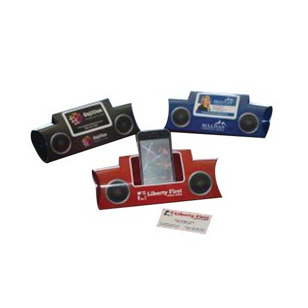 Paper Amp / Phone Holder
