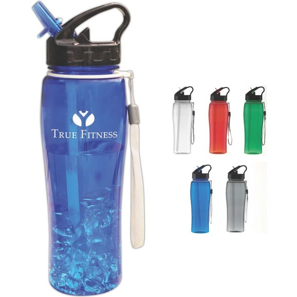 BPA Free Tritan™ Hydro Collection Water Bottle