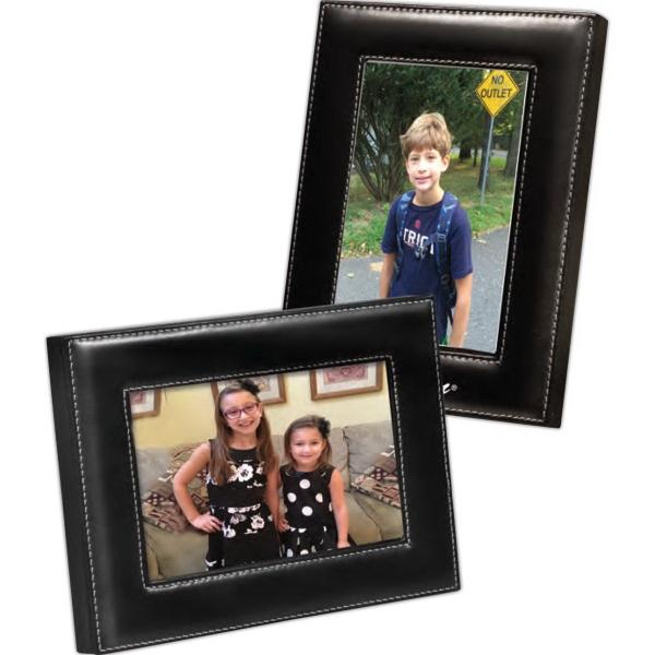 Madison Leather Photo Frame