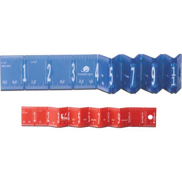 Fold 'Em Up Ruler