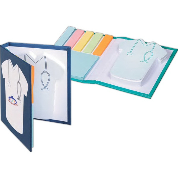 Medical Scrub Sticky Book™