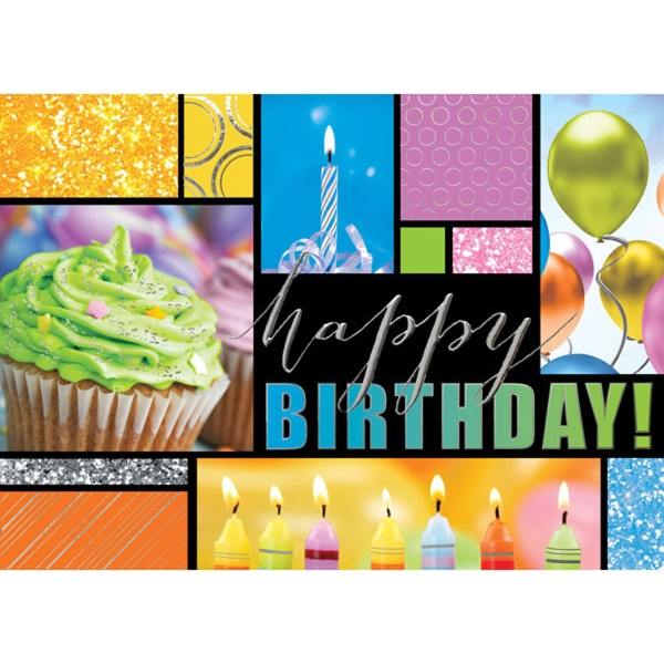Birthday Ensemble Greeting Card