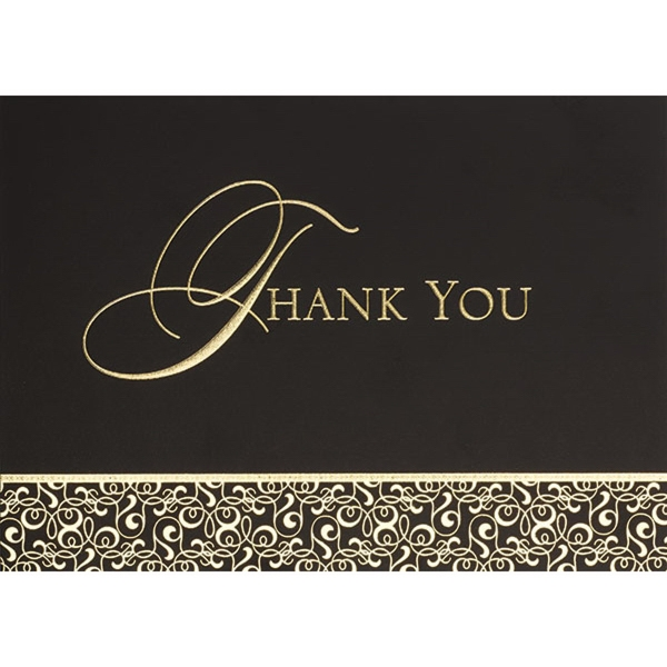 Thank You Greeting Card - Thank You Greeting Card
