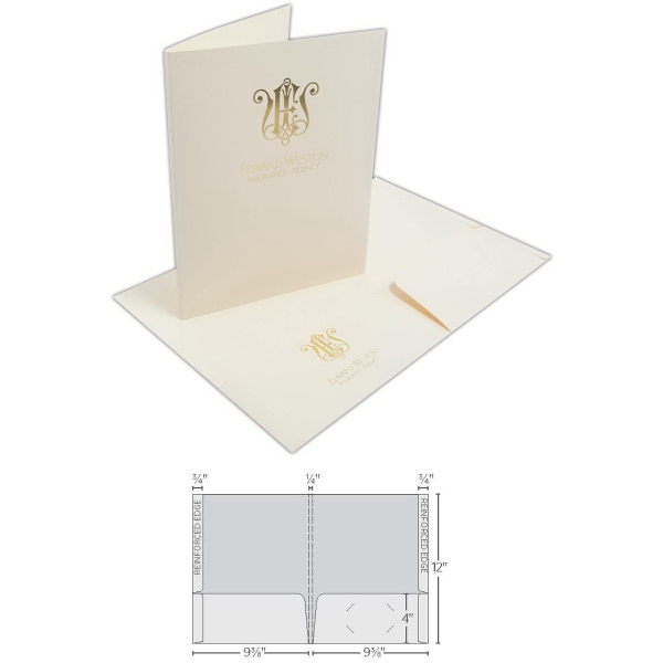 Oversized and Expandable Letter Size Folders