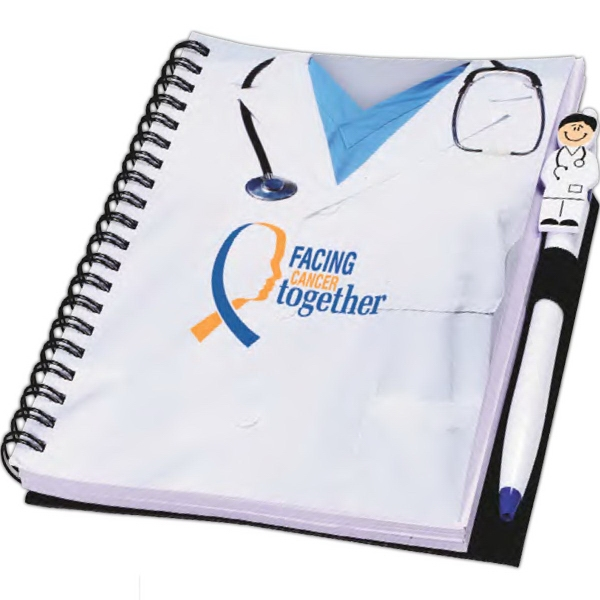 Doctor Notebook With Doctor Pen