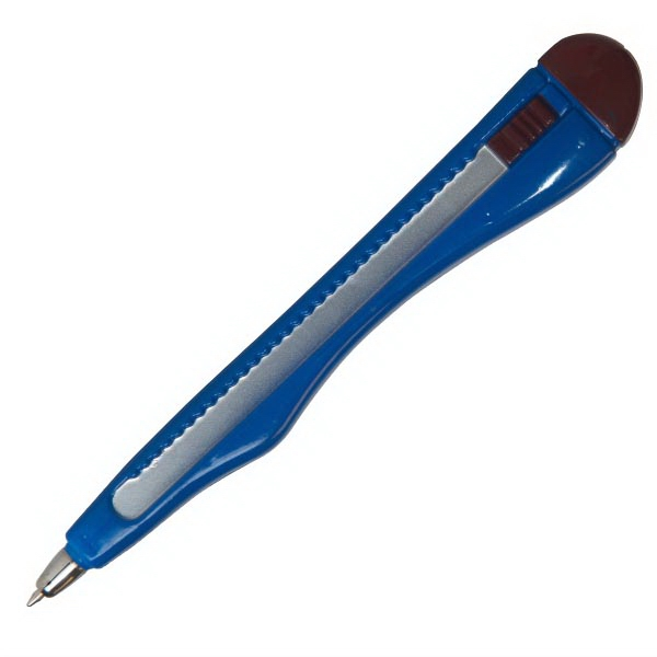 Box Cutter Tool Ballpoint Pen