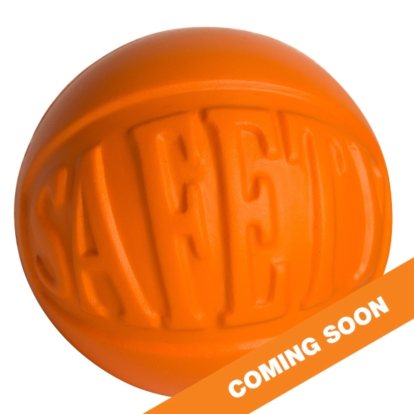 Safety Wordball Squeezie (R) Stress Reliever
