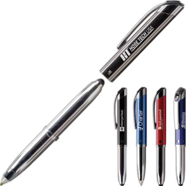 Quadri™ Triple Function Pen