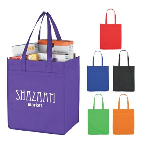 Non-Woven Market Shopper Tote