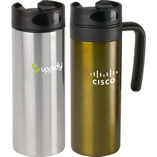 16 oz. Morph Vacuum Tumbler/Travel Mug