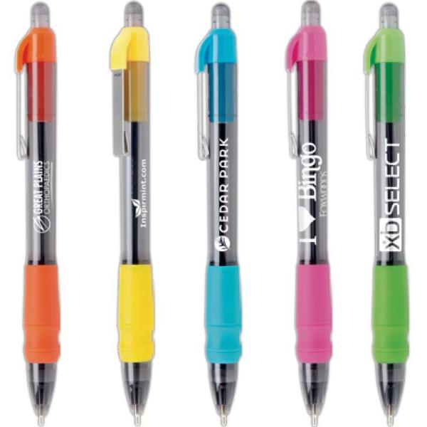 MaxGlide Click™ Tropical Pen (Pat #D709,950)
