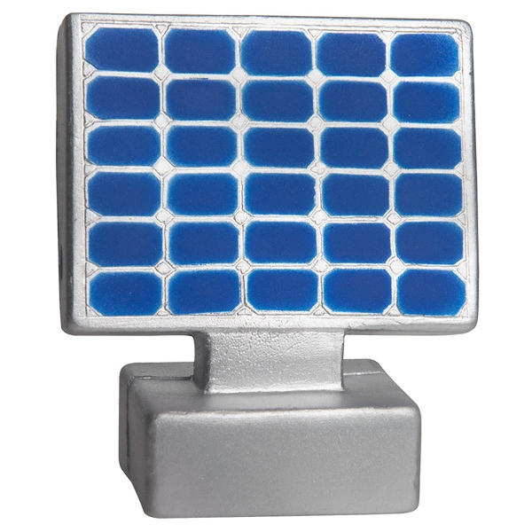 Solar Panel Squeezie (R) Stress Reliever