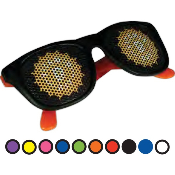 Logospecs Matte Finish Fashion Sunglasses