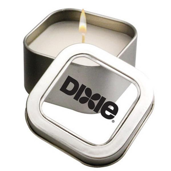 4 oz Aromatherapy Candle in Metal Tin