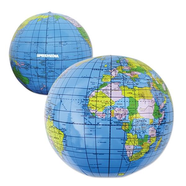 Globe Beach Ball