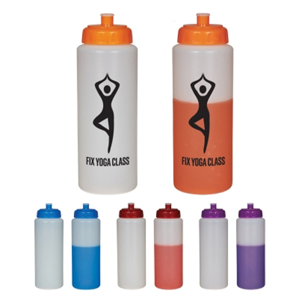 32 oz. Mood Sport Bottle