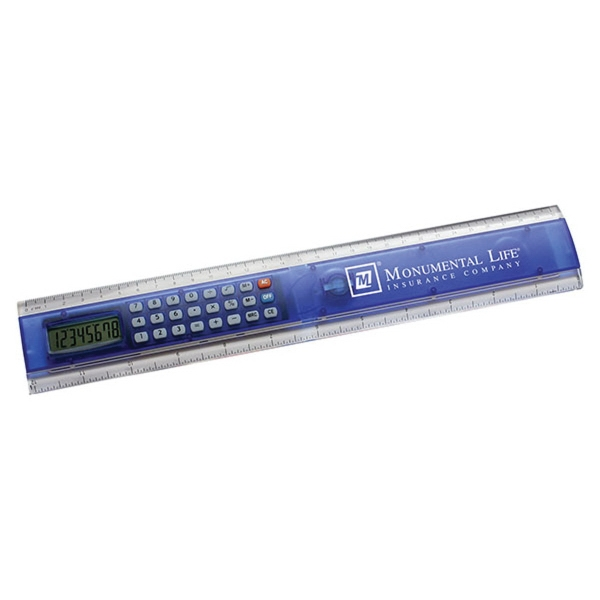 12-inch Ruler Calculator
