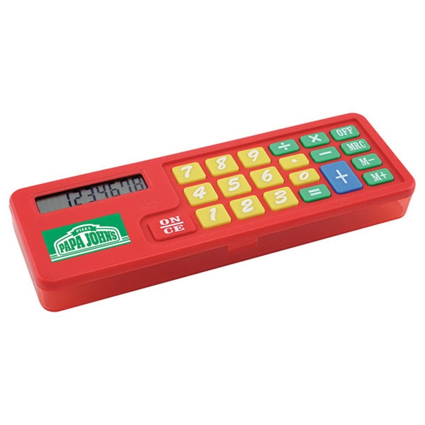 Pencil Box Calculator
