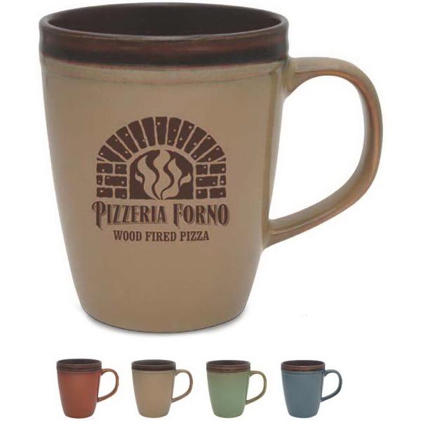 Antigua Reactive Glaze Mug