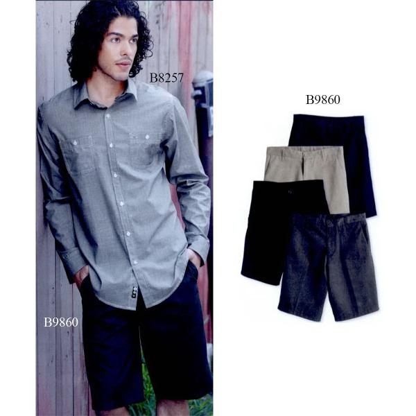 Burnside (R) Chino Shorts