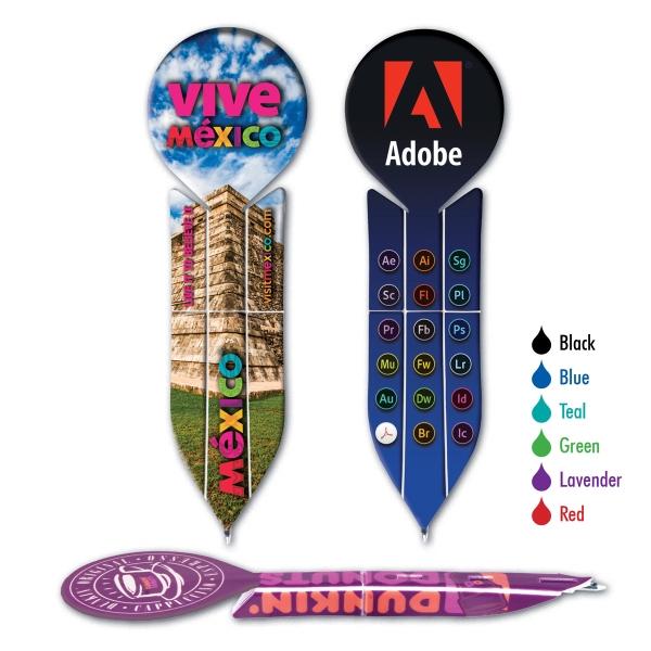 USA Fold-It-Flat Pen - VibraColor®