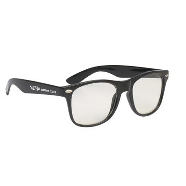 Clear Lens Malibu Glasses