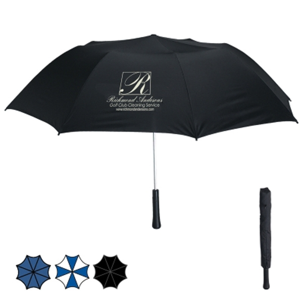 "56"" Arc Giant Telescope Folding Umbrella"