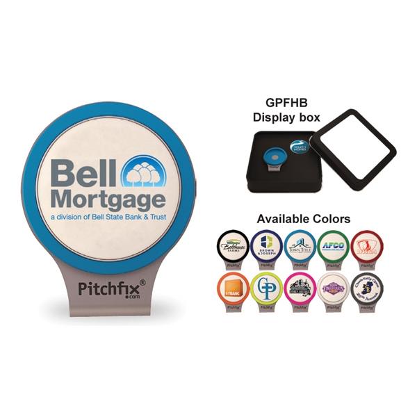 Pitchfix® Hat Clip Ball Marker