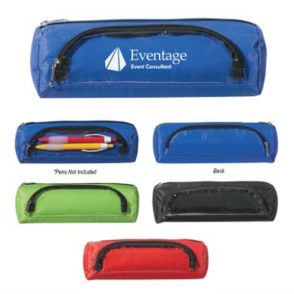 Academic Zippered Pencil Case