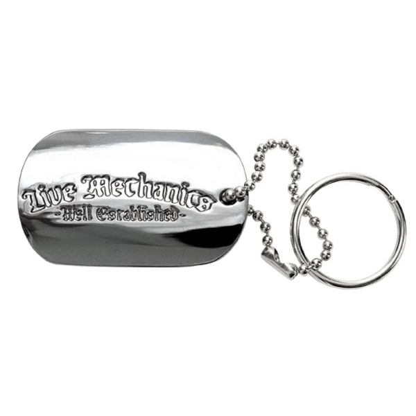 "2"" Qualicast Dog Tag"