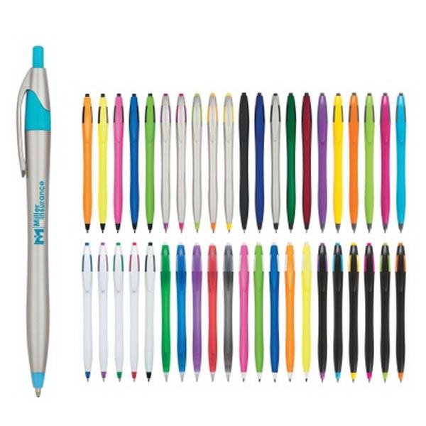Translucent Dart Pen