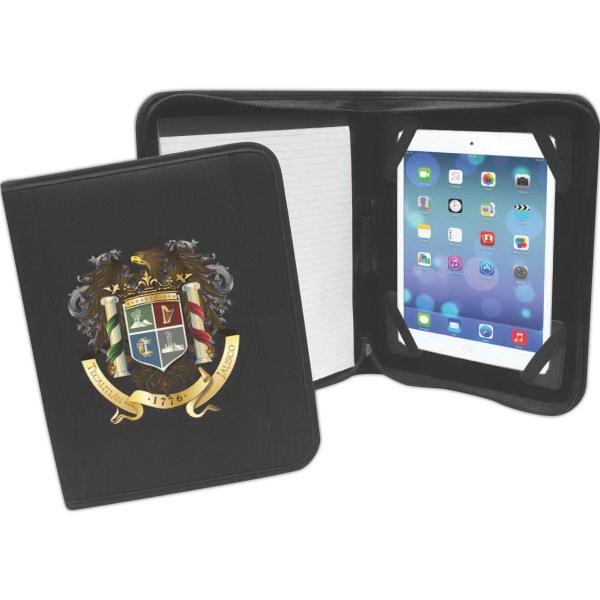The myFolio (TM) Pad Folio For iPad + Tablets - Padfolio for iPad and tablets.