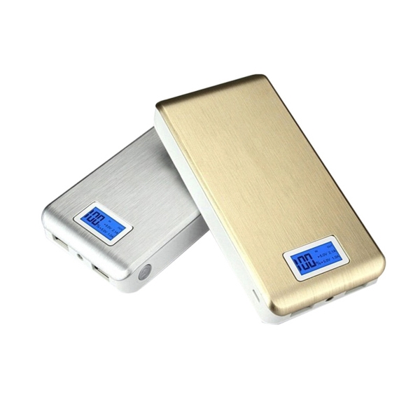 Dual USB High Capacity