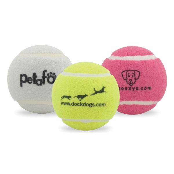 Tennis Dog Balls