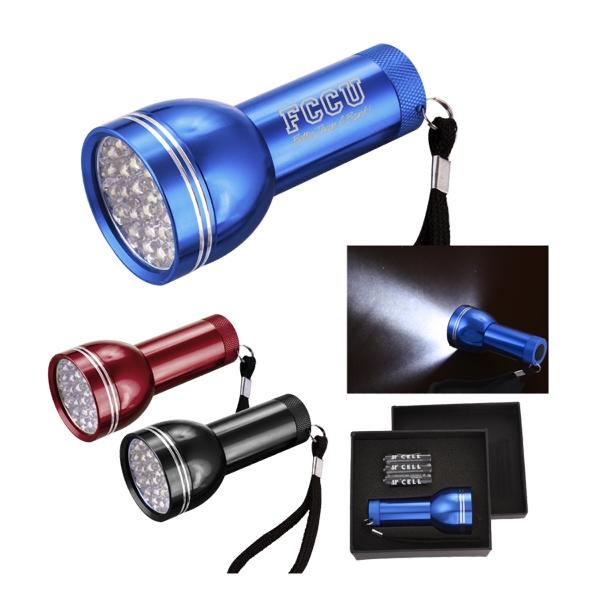 Brilliant Shine Flashlight Gift Pack