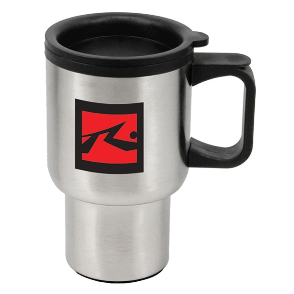 16 oz. Double Wall Insulated Mug