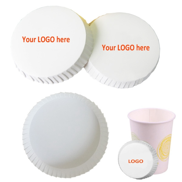 Hotel Amenities Cup Lid