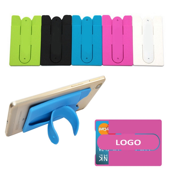Phone Stand Card Holder