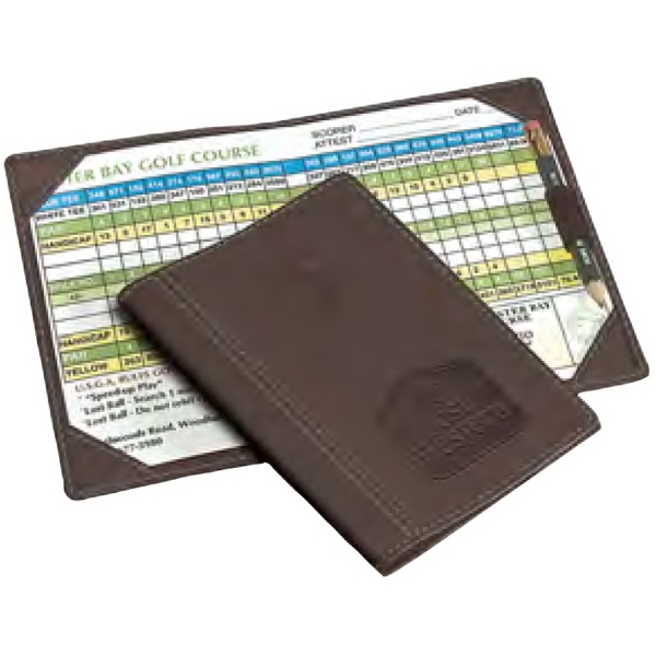 Woodbury™ Golf Scorecard Holder