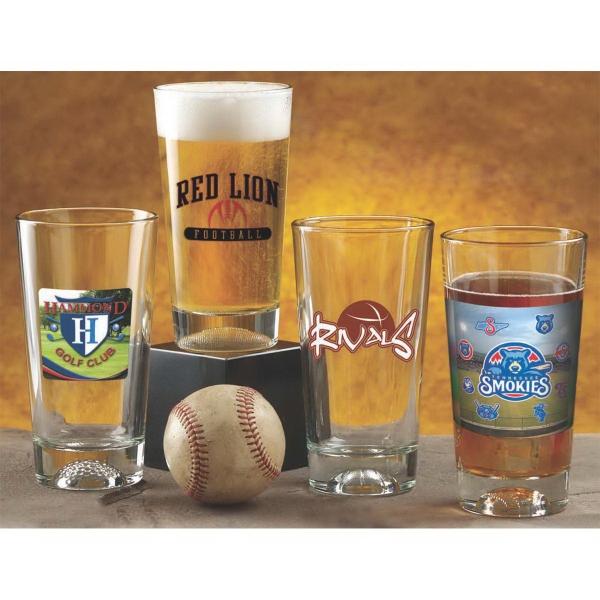 Sport Bottom Pint Glass