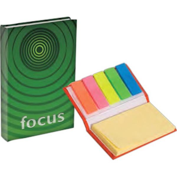 Custom Micro Sticky Book (TM)