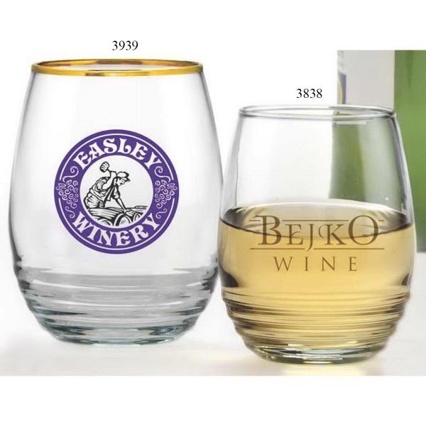 Vina Stemless Wine Glass