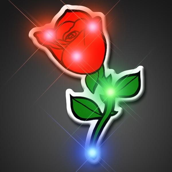 Red Rose Body Lights